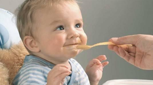 Tanda Anak Siap Makan