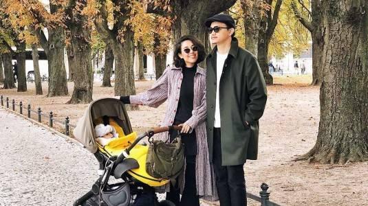 Euro Trip Pertama dengan Baby 4 Bulan Ala Mom Ellyse Sinsilia