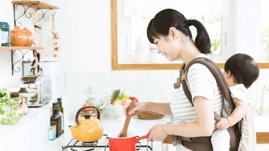 Tips Menjadi Stay at Home Mom yang Bahagia
