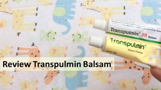 Review Transpulmin: Balsem Solusi Bapil Bayi