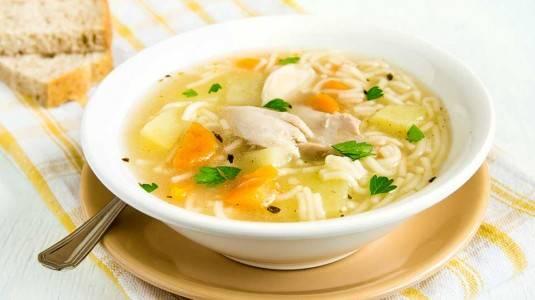 Soup Bakso Ayam Tofu (14 M+)