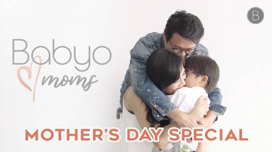 Celebrating Mother's Day with Papa Benny Lim and Family