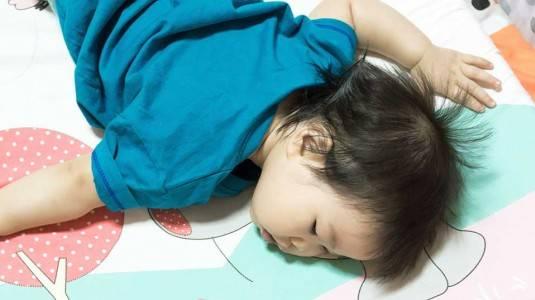 Si Kecil Susah Tidur Setelah Diperkenalkan MPASI?