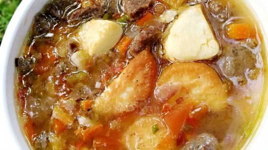 Soup Bakso Tofu (14 M+)