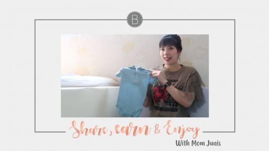 Share, Earn & Enjoy with Mom Junis